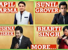 Top 10 Most Popular Television Comedian of India