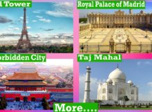 Top 10 Most Beautiful Tourist Destination in the World