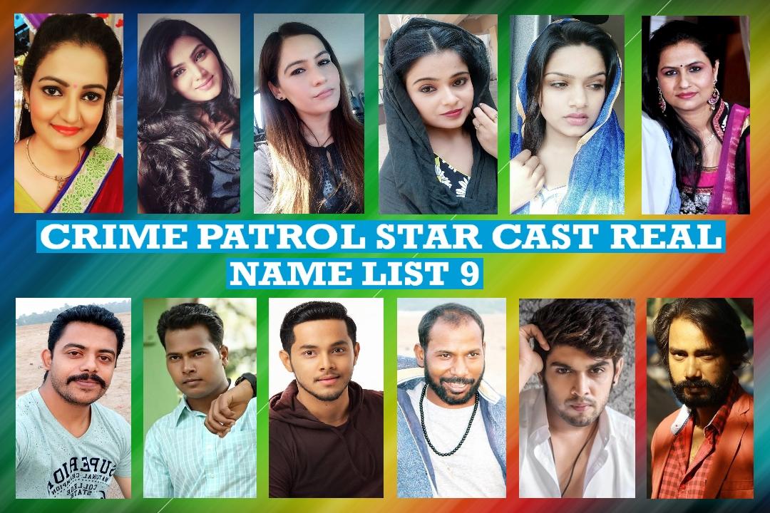 Crime Patrol Star Cast Real Name List 9