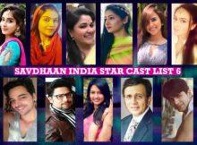 Savdhaan India Star Cast Name List 6