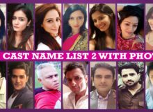 CID Cast Name List 2 - CID All Star Cast