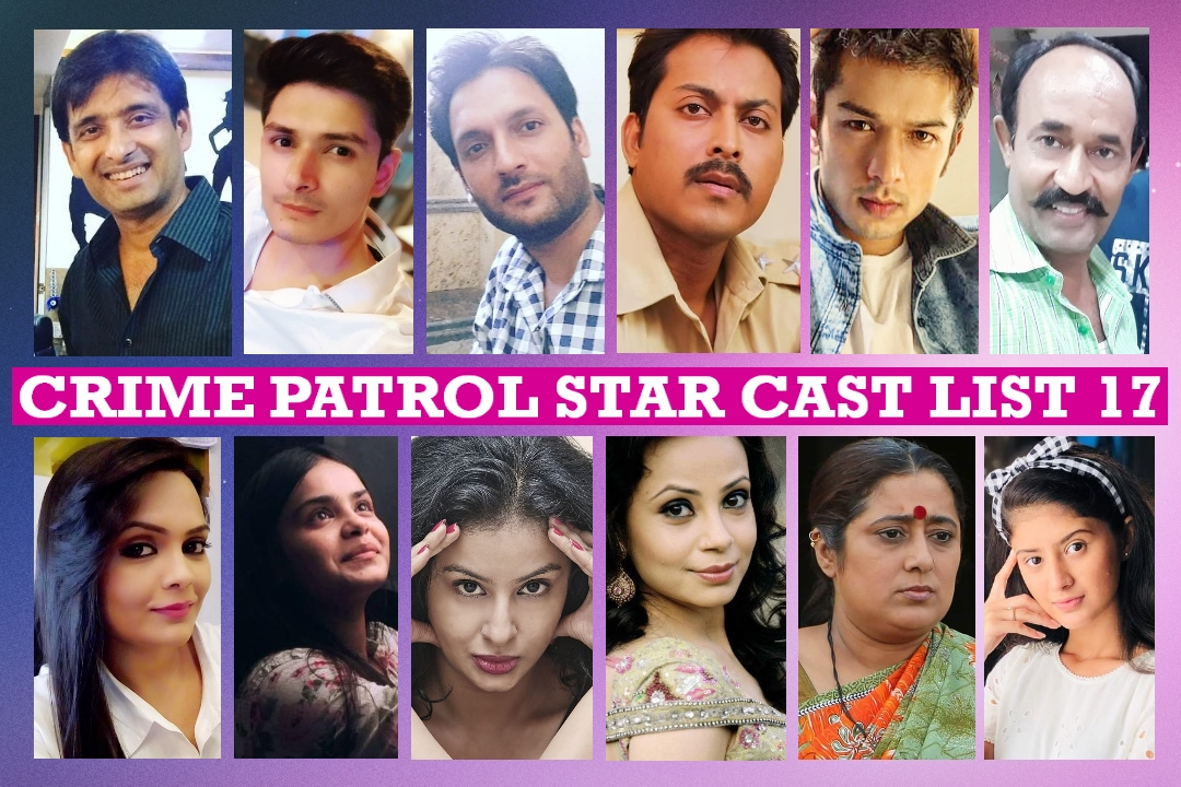 Crime Patrol Cast Name List 17