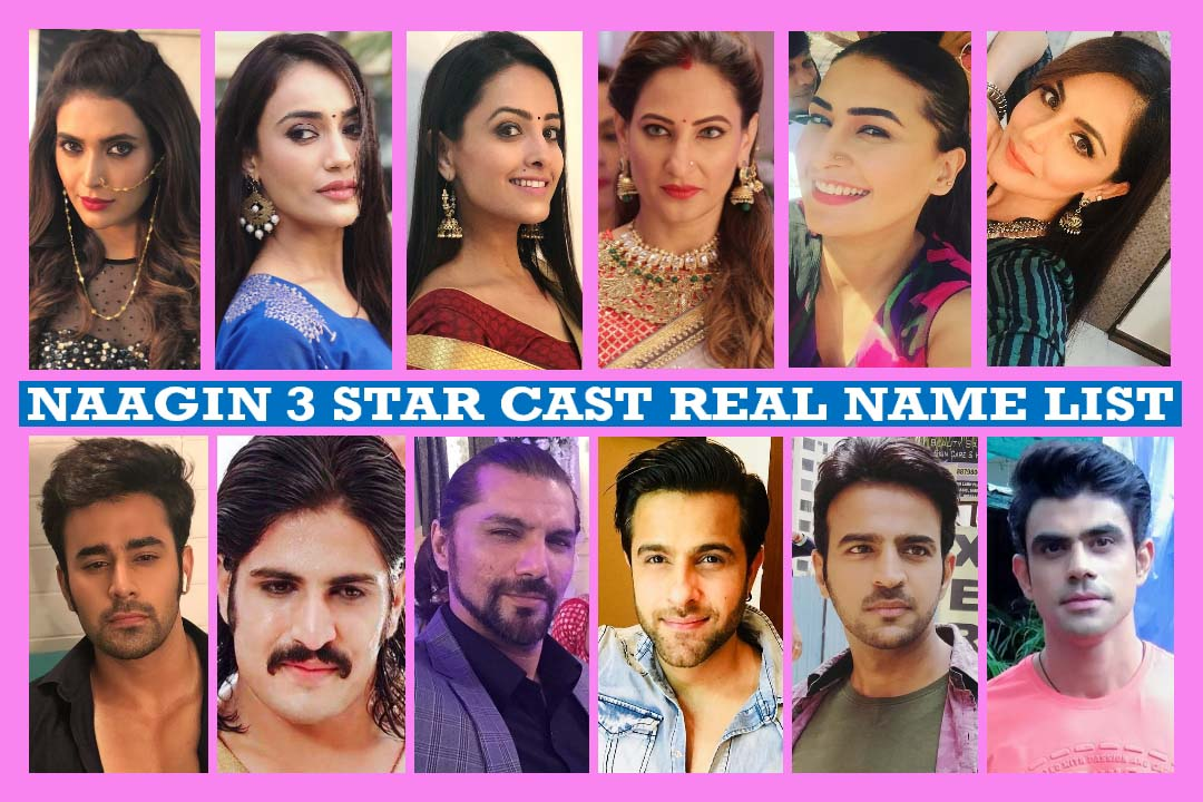 Naagin 3 Star Cast, Serial Cast, (on colors tv) Wiki ...