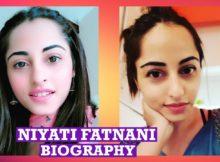 Niyati Fatnani Biography, Nazar Serial Actress Age, Weight, Height and Biodata