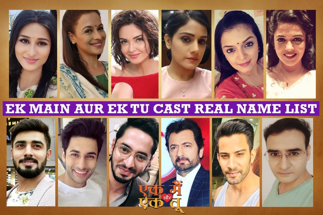 Ek Main Aur Ekk Tu Serial Cast Real Name, Zee Amnol Serial, Real Life, Story, Wiki and More