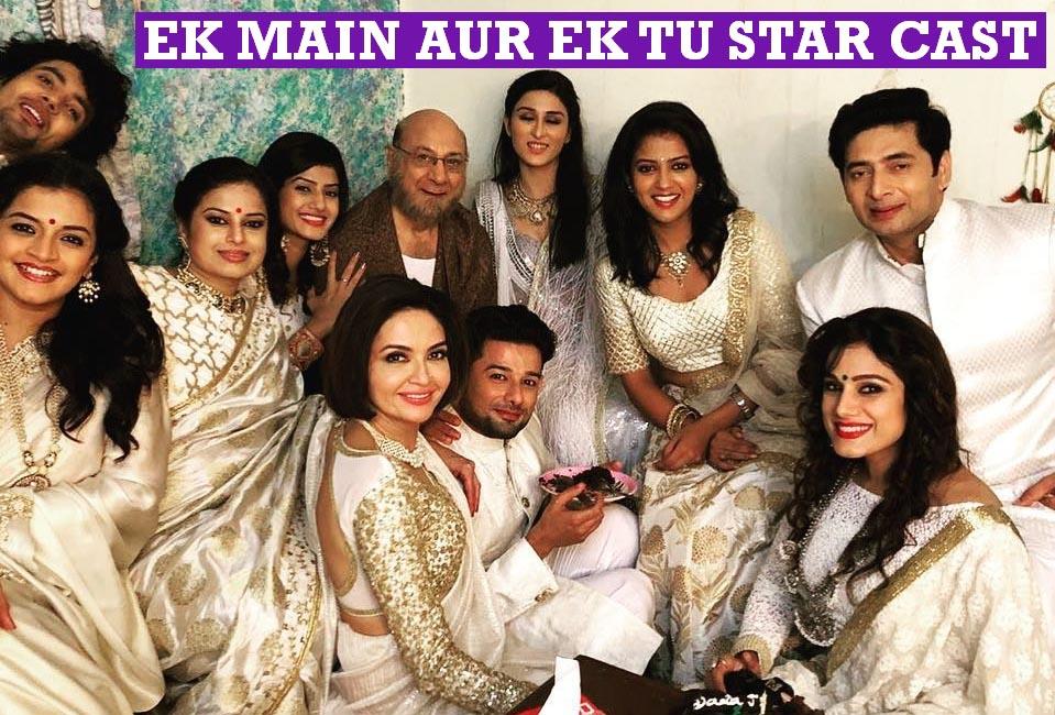 Ek Main Aur Ekk Tu Serial Star Cast Name List, All Actors