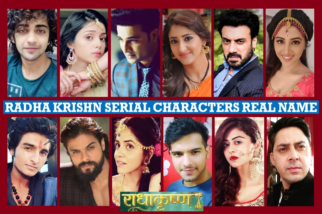 Radha Krishna Serial Characters Real Name, Real Life, Story Plot, Crew, Timing, Images and More