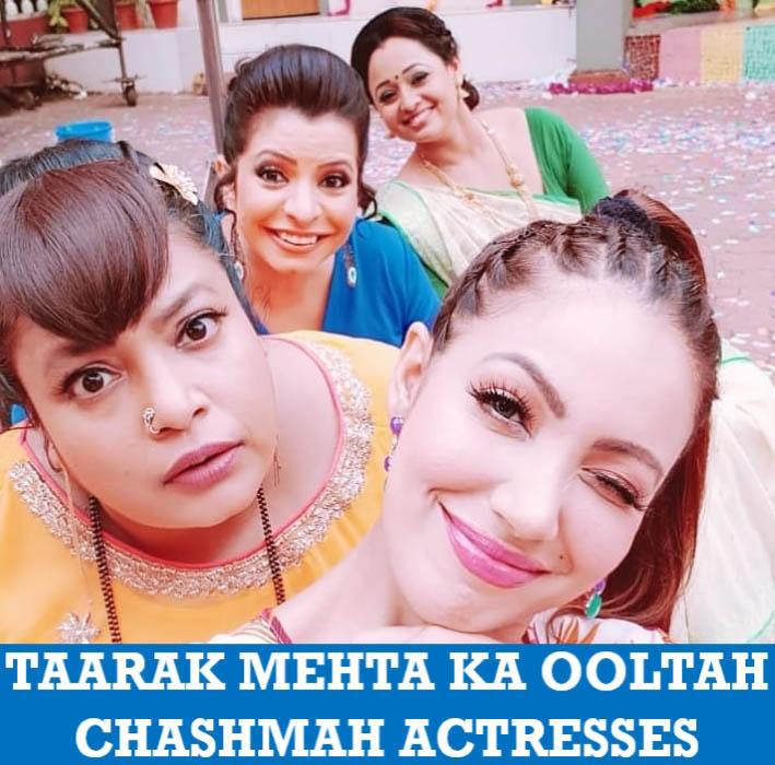 Taarak Mehta Ka Ooltah Chashmah Actresses Name, Real Life