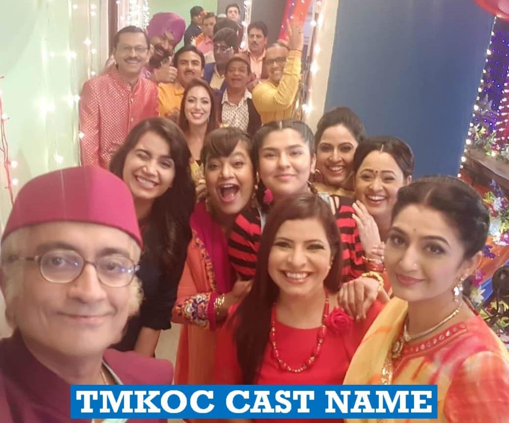 Taarak Mehta Ka Ooltah Chashmah Cast Name, Real Life, Real Age