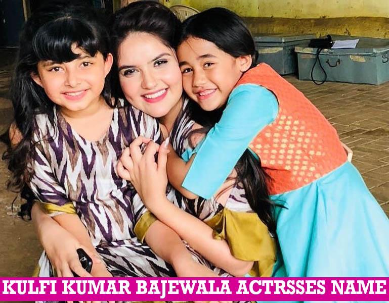 Kulfi Kumar Bajewala Actresses Name List