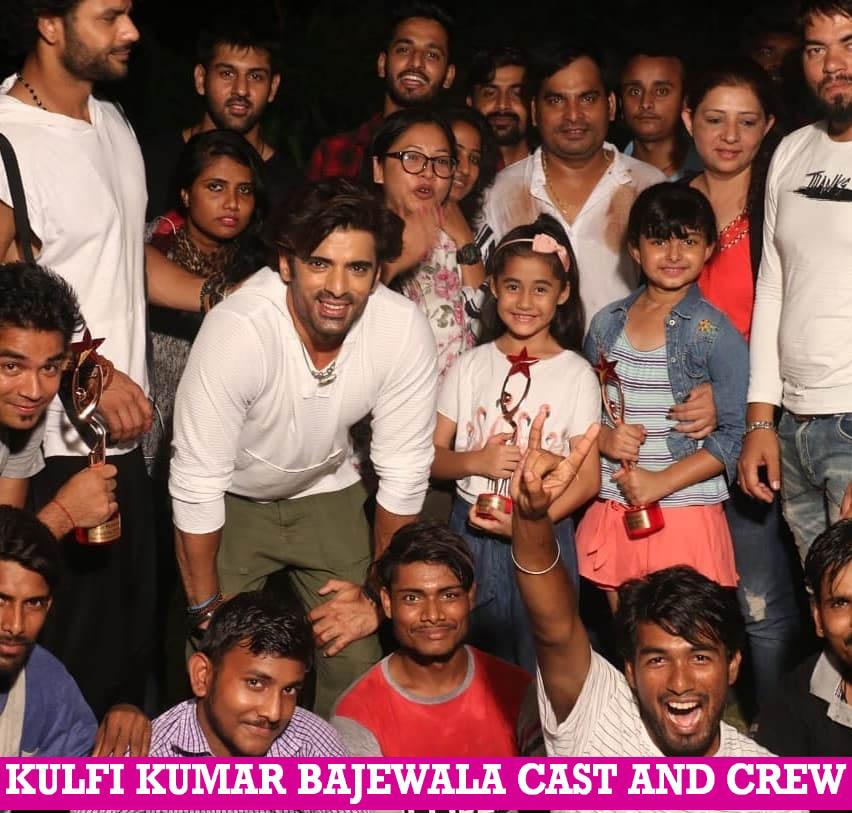 Kulfi Kumar Bajewala Cast and Crew, Real Lyfestyle
