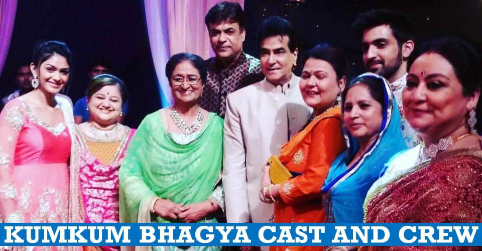 Kumkum Bhagya Cast and Crew