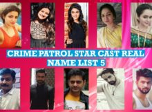 Crime Patrol Star Cast Real Name Real Life List 5