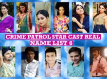 Crime Patrol Star Cast Real Name Real Life List 6