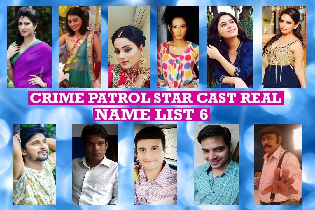Crime Patrol Star Cast Real Name Real Life List 6