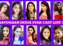 Savdhaan India Star Cast Real Name List 1