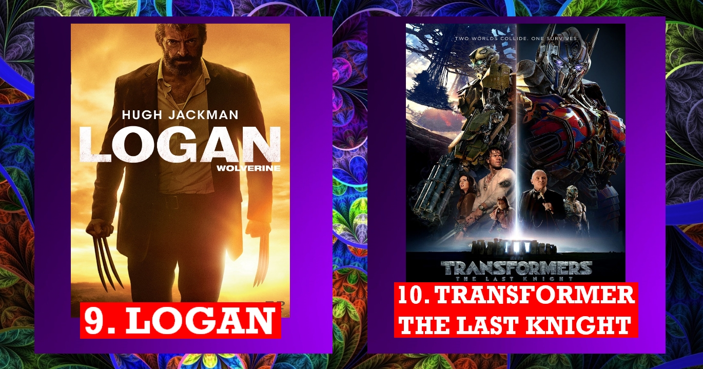 Top 10 Hollywood Movies of 2017 - 5