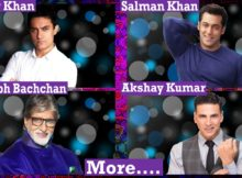 Top 10 Most Popular Bollywood Actors Among the People