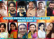 Crime Patrol Star Cast Real Name List 10