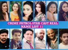 Crime Patrol Star Cast Real Name List 11