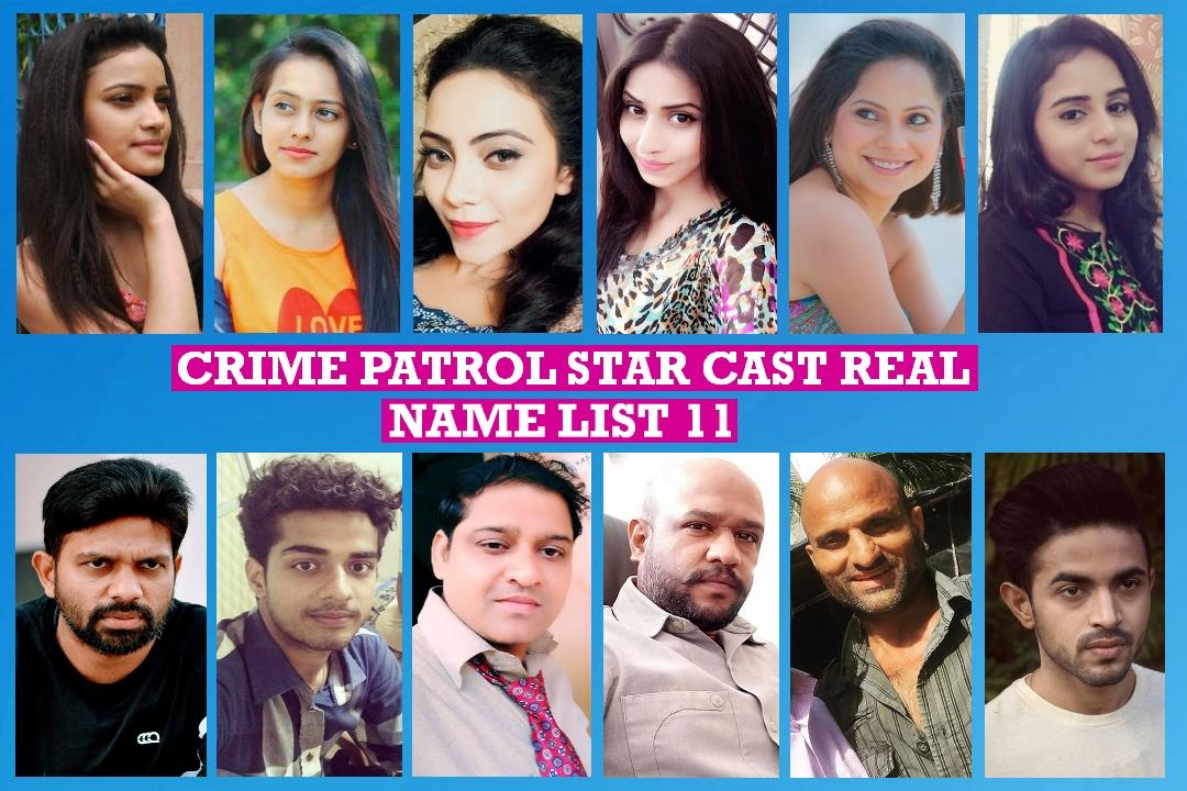 Crime patrol 2018 cast