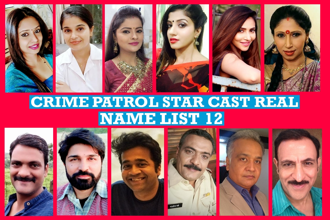 Crime Patrol Star Cast Real Name List 12