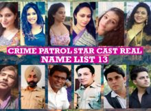 Crime Patrol Star Cast Real Name List 13
