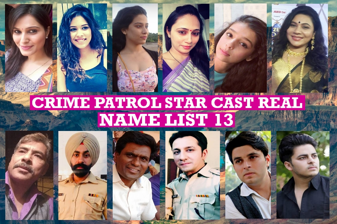 Crime Patrol Star Cast Real Name List 13