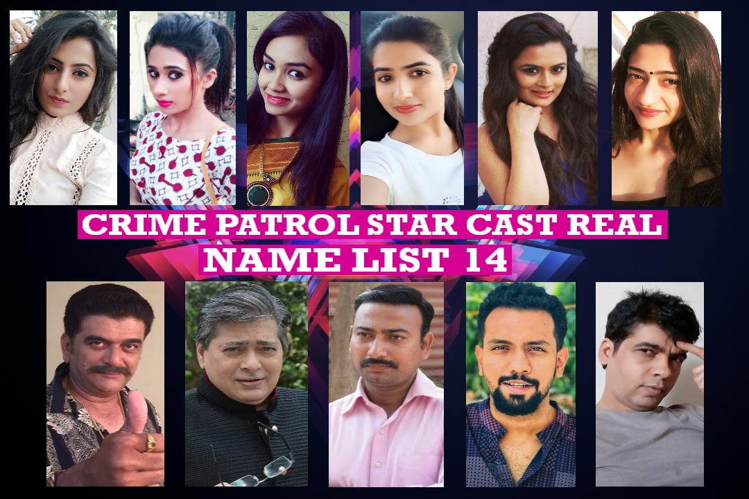 Crime Patrol Star Cast Real Name List 14