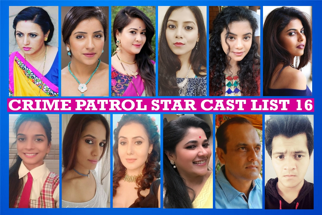 Crime Patrol Actors Photos List 16 | Crime Patrol Dial 100 Cast