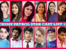 Crime Patrol Cast List 15 | Crime Patrol Dial 100 Cast
