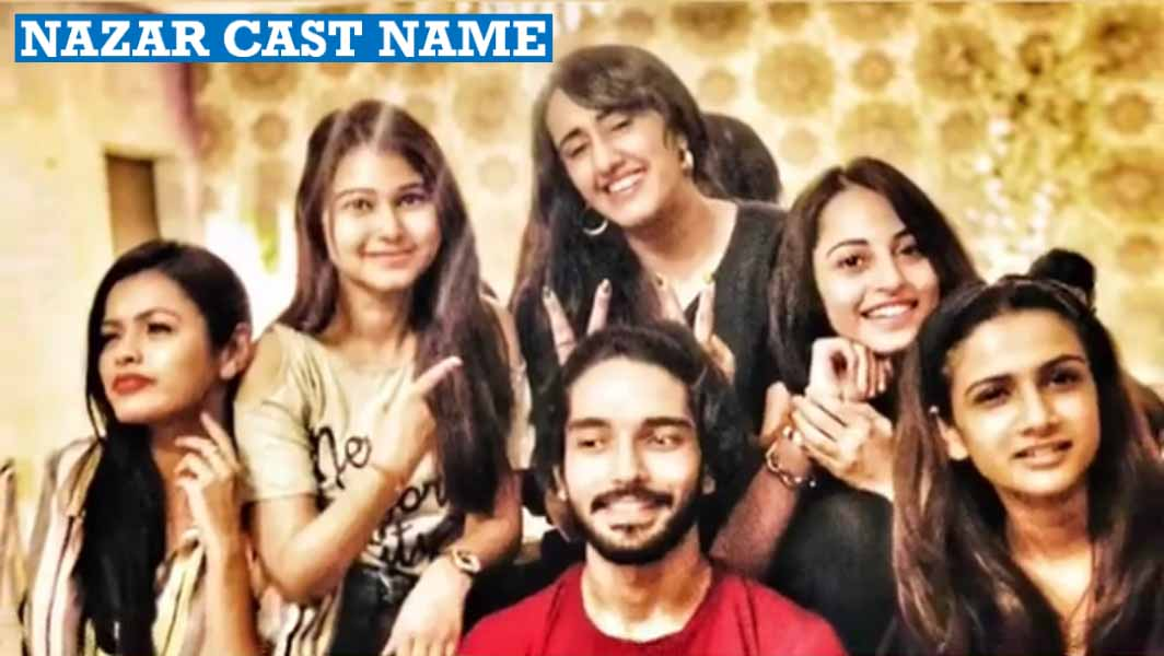 Nazar Serial Cast Name