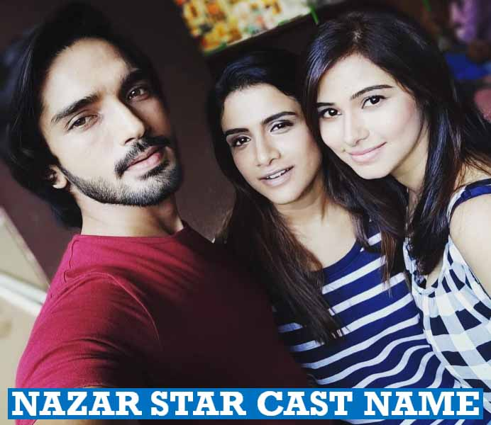 Nazar Star Cast Name