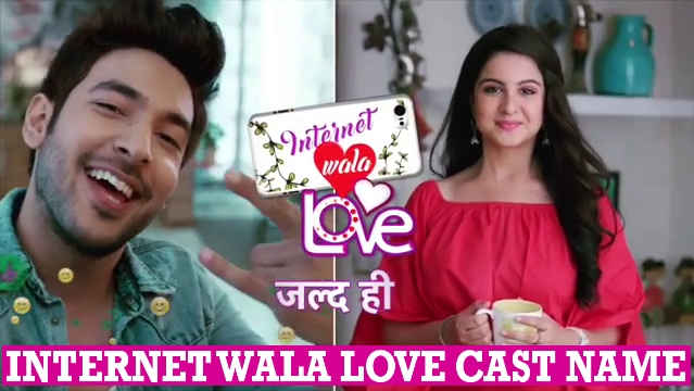 Internet Wala Love Cast Name