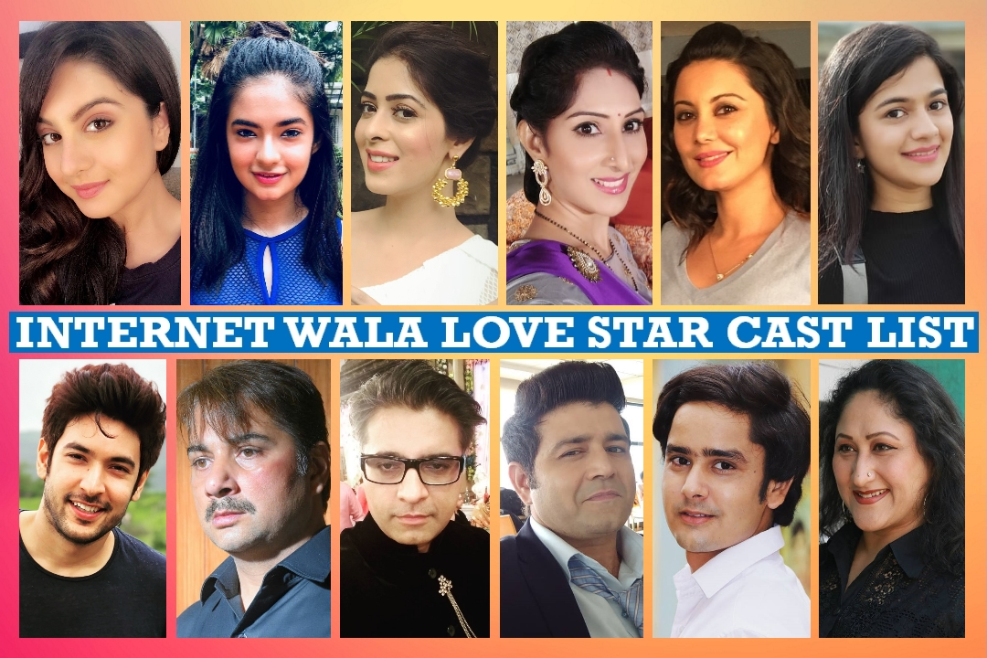 Internet Wala Love Star Cast Real Name, Real Life, Colors Serial, Crew Members, Story Plot