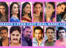 Naagin 3 Star Cast Real Name, Crew, Story Plot, Timing, Colors Serial