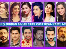 Ishq Subhan Allah Star Cast Real Name, Real Life, Zee TV Serial, Crew Members, Story Plot
