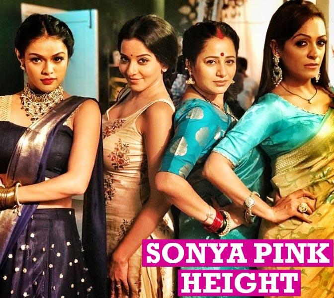 Sonya Pink Height, Age, Weight, Biodata