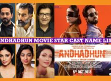 Andhadhun Movie Star Cast Real Name, Story Plot, Released Date, Crew Members, Wiki, Images