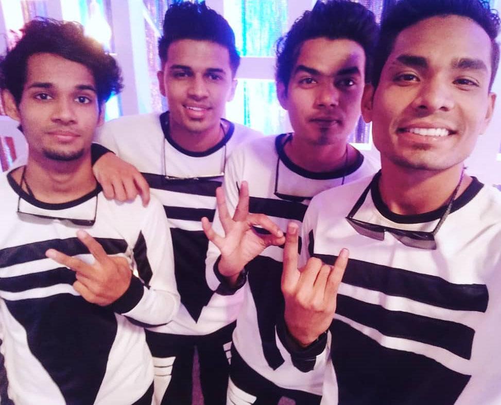 Dance Plus 4 Contestants Name - B Unique Crew