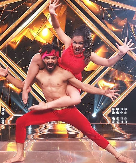 Dance Plus 4 Contestants Name - Bad Contemporary (Duo)