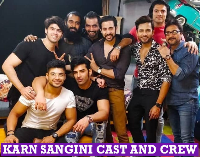 Karn Sangini Cast and Crew, Star Plus Show, Television Series, Mythological