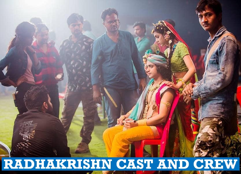 Radha Krishna Star Cast Real Name Star Bharat Serial Story Crew