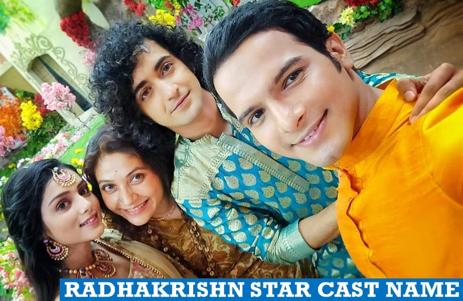 Radha Krishna Star Cast Name List, Off Screen Shot, Lifestyle, Real Life, Star Bharat