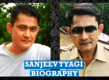 Sanjeev Tyagi Biography, Height, Age, Weight, Bio Data