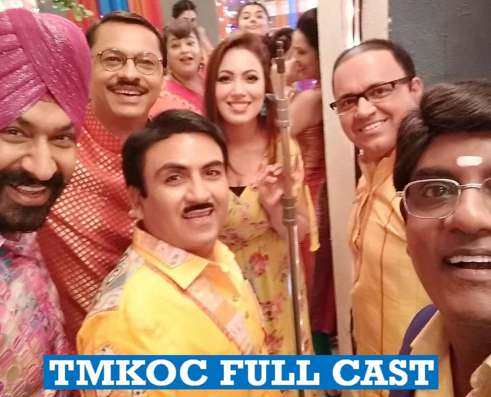 Taarak Mehta Ka Ooltah Chashmah Full Cast Name, Crew, Junior Cast