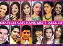 Fear Files Cast Name List 3, Crew Members, Wiki, Zee TV Serial