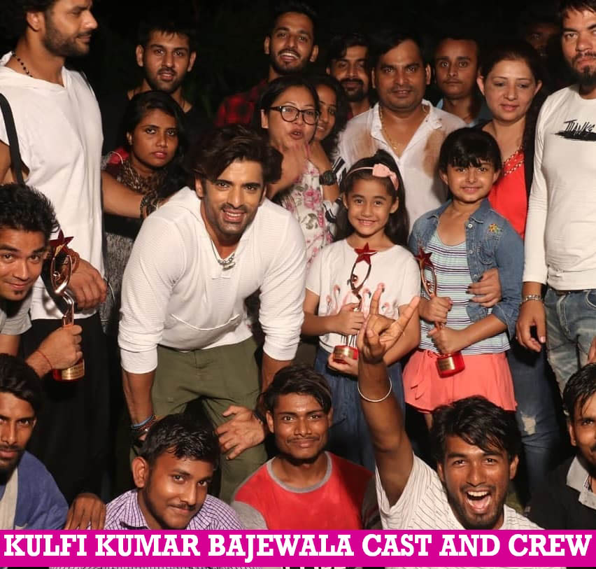 Kulfi Kumar Bajewala Cast and Crew, Real Lyfestyle