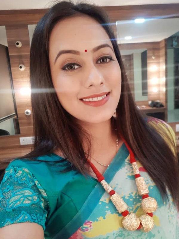 Krutika Desai - And TV Serial Actress