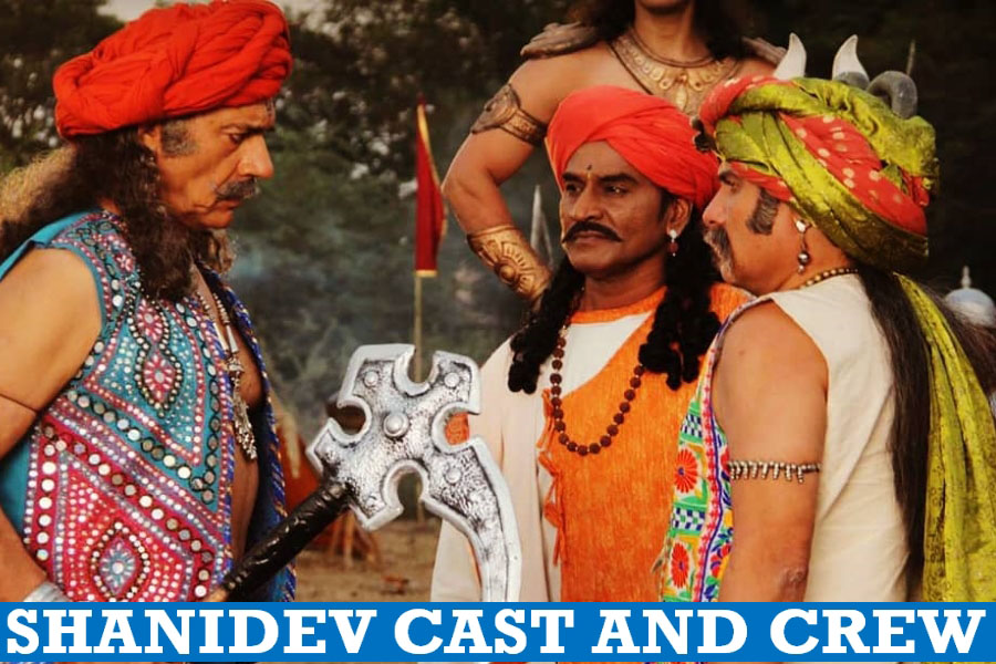 Shanidev Cast And Crew Name